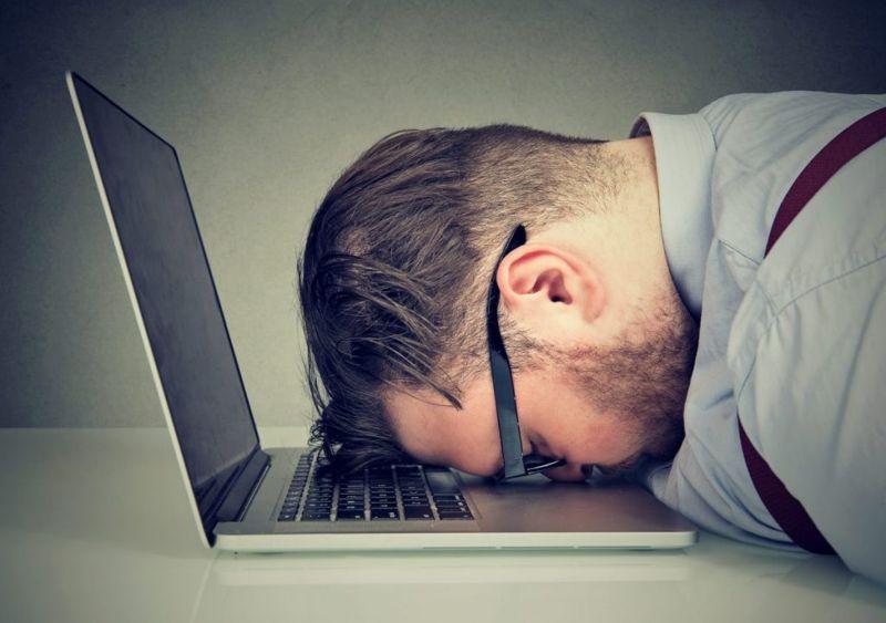 sleep cycle lack