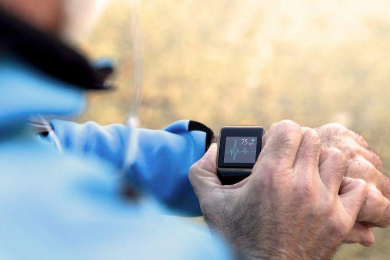 measure heart rate