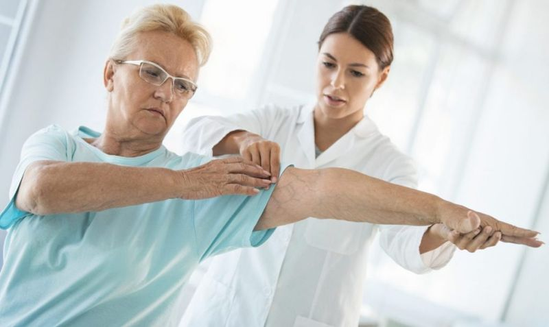 joint contracture complication