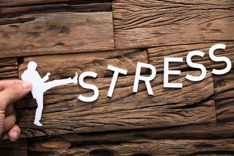 stress Gilbert's disease