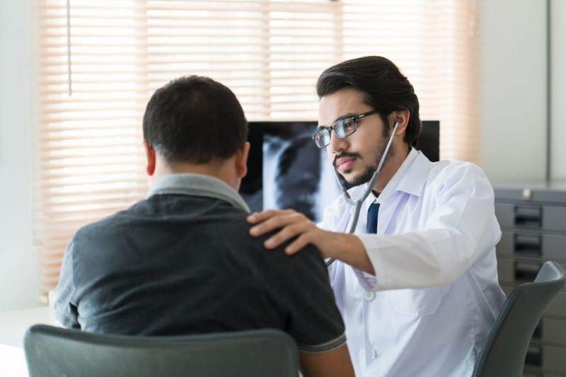 doctors relative risk