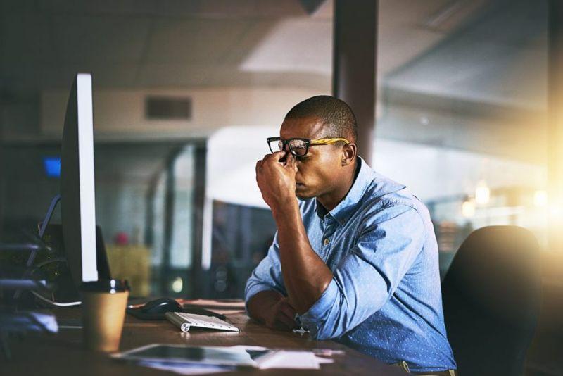 chronic fatigue Burnout syndrome