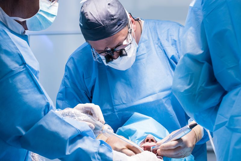 surgery Sialadenitis