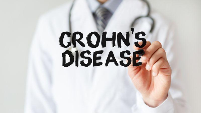 Anal abscesses crohn's