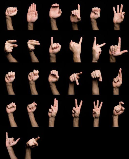 baby sign language communication