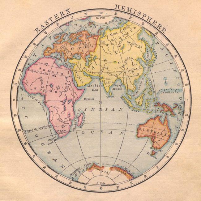 geographic malaria