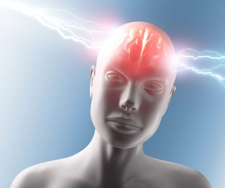 Headaches at the Top of the Head