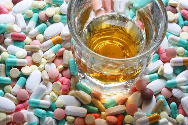rapid eye movement alcohol