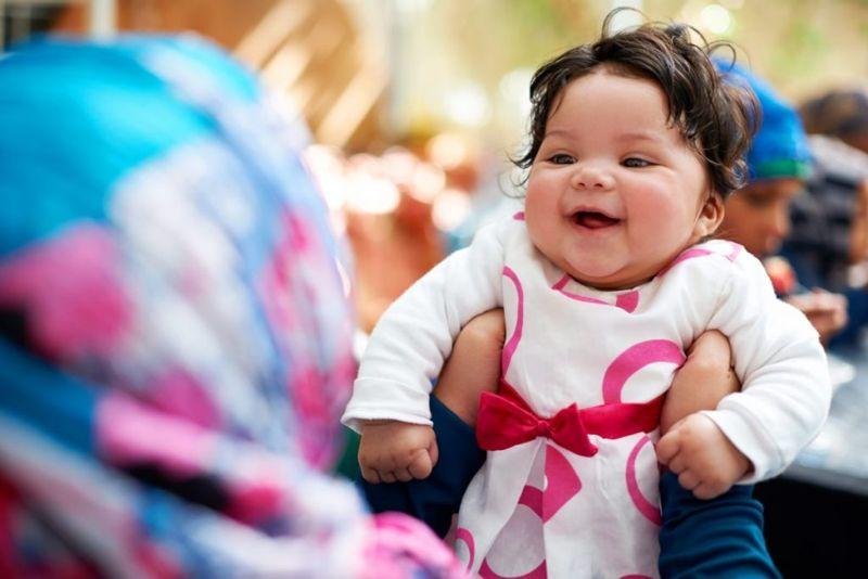 Girl Names choosing baby