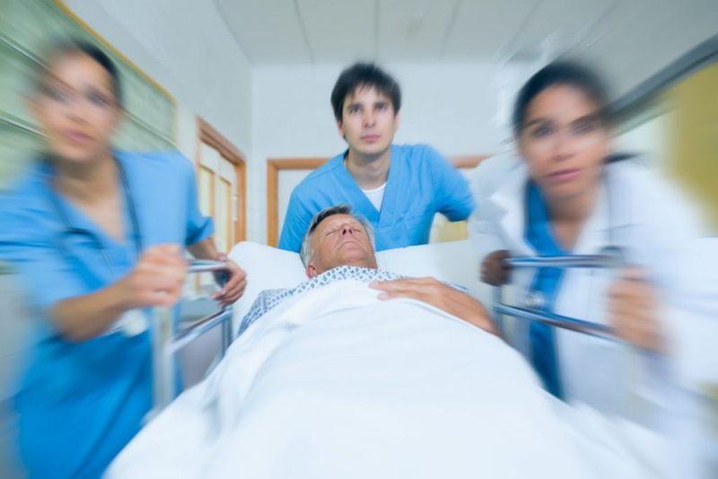 treatment Hypovolemic shock
