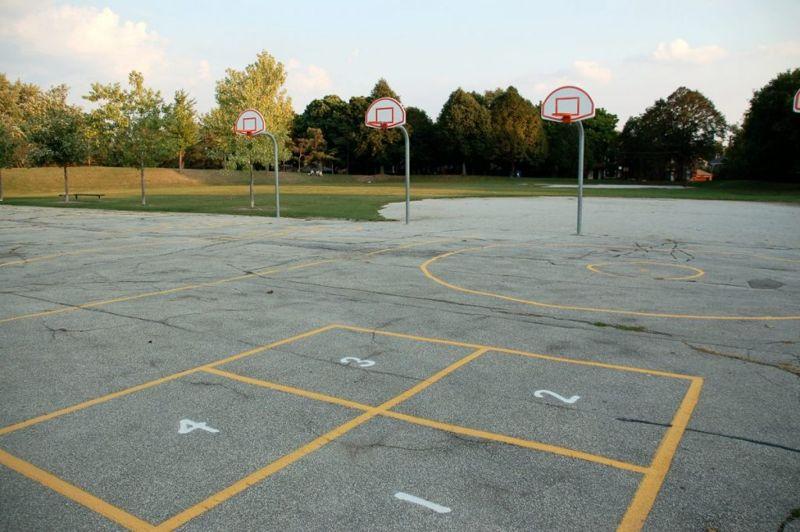 ball games school