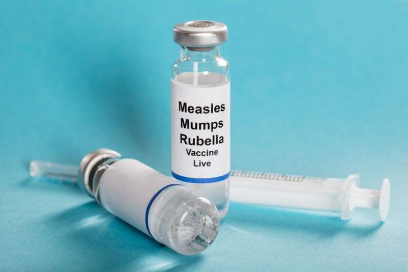 rubella german measles MMR