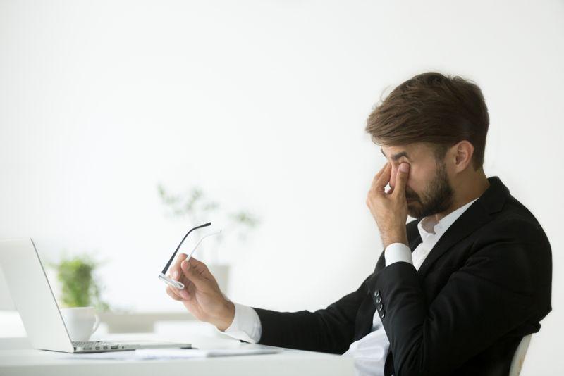 Stress Headache Pressure