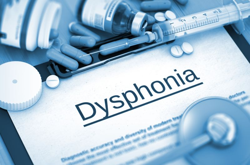 What is Spasmodic Dysphonia?