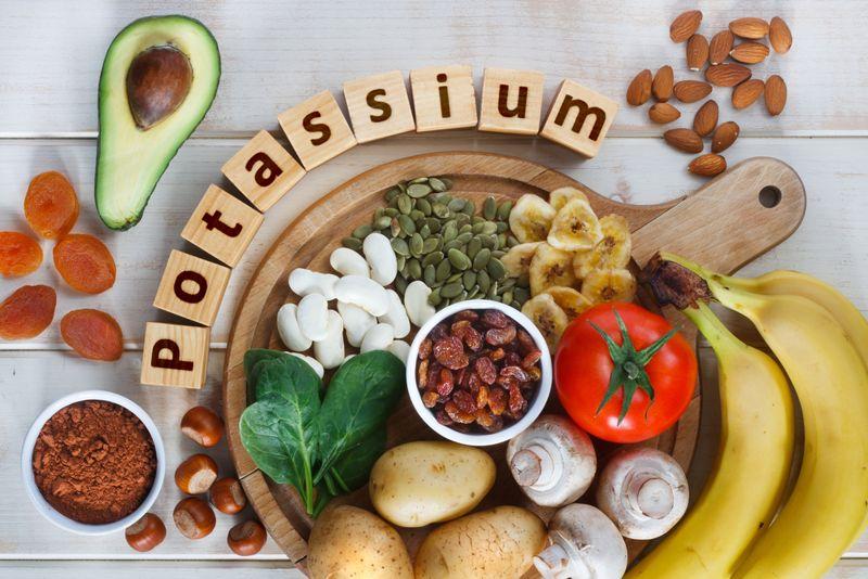 Mineral deficiencies foods