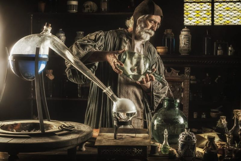 alchemy medical uses for mercury