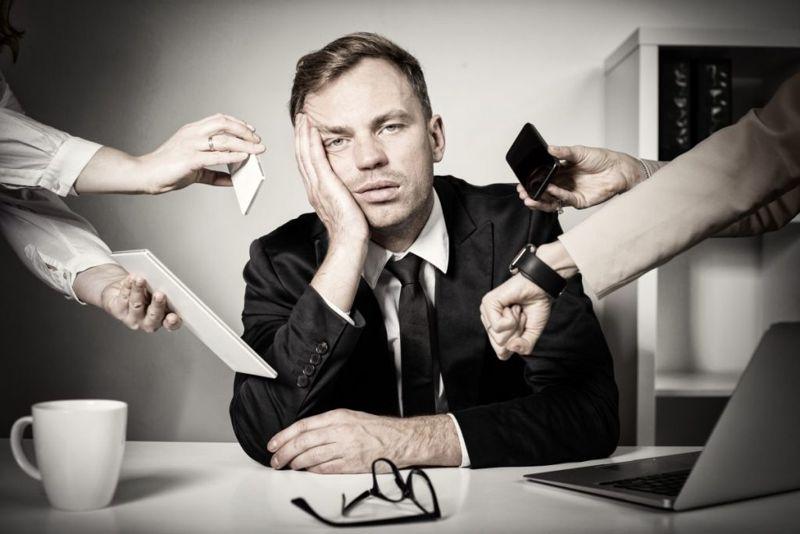 risk factors nervous breakdown