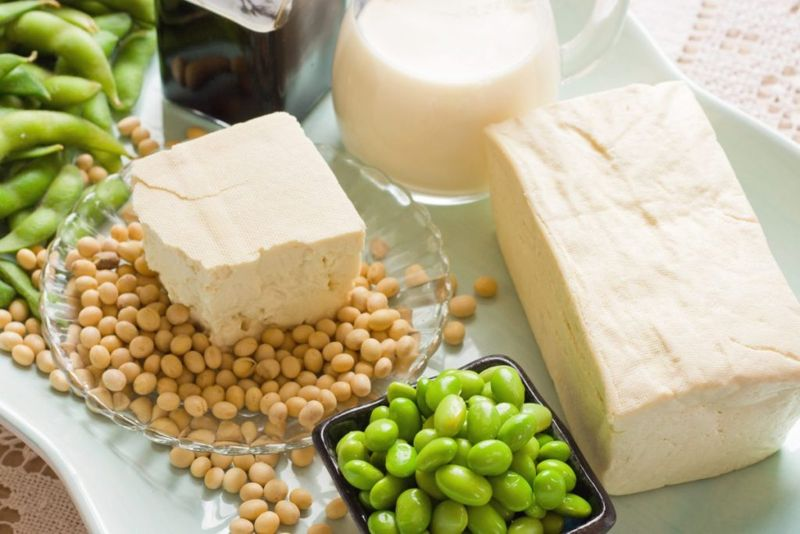 soy Protein powders