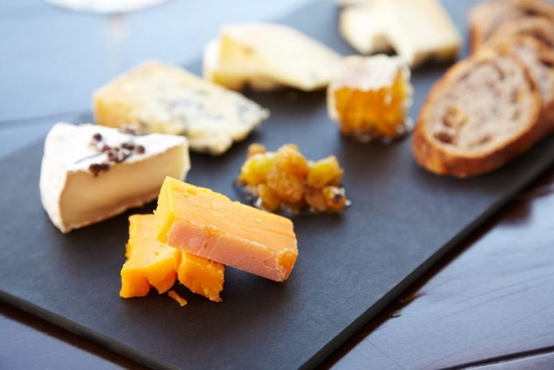 cheese high-calorie foods