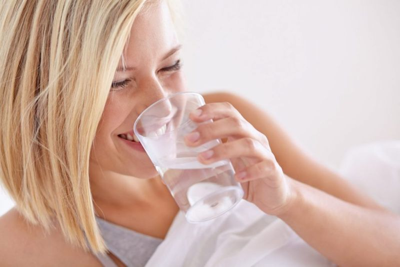 why do people drink Raw water