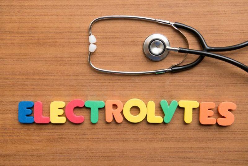 what do electrolytes do