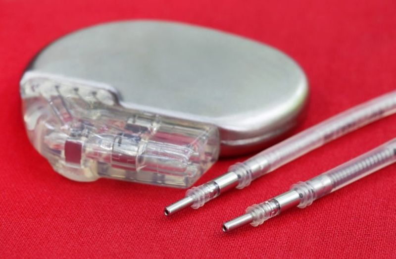 parts of a pacemakers