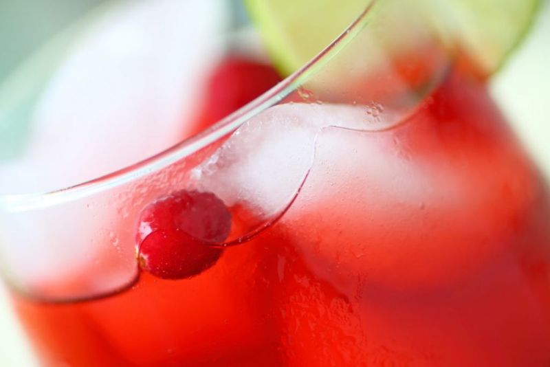 UTI cranberries