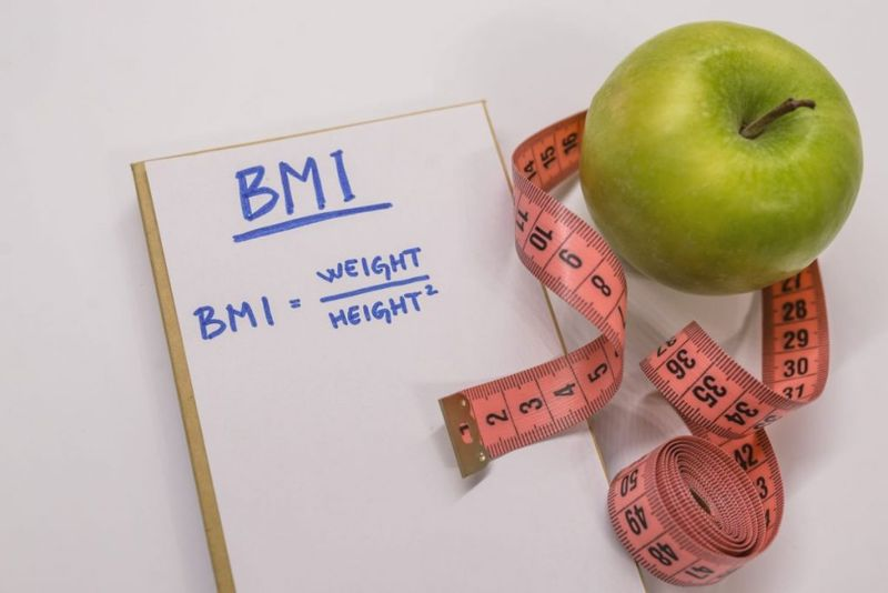how is body mass index calculated