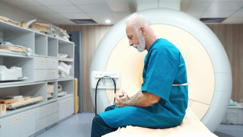 radiation sickness syndrome