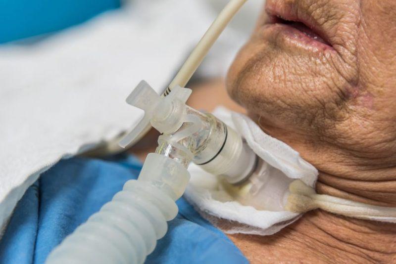 what is paralyzed diaphragm