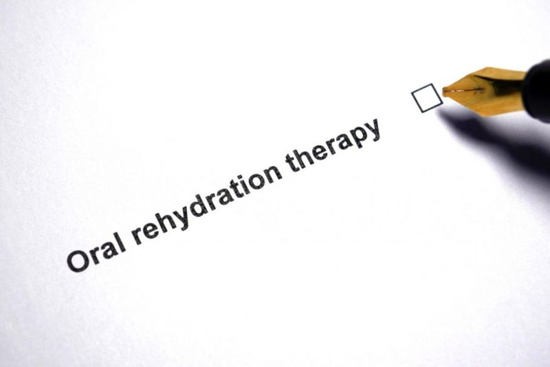 electrolytes therapy