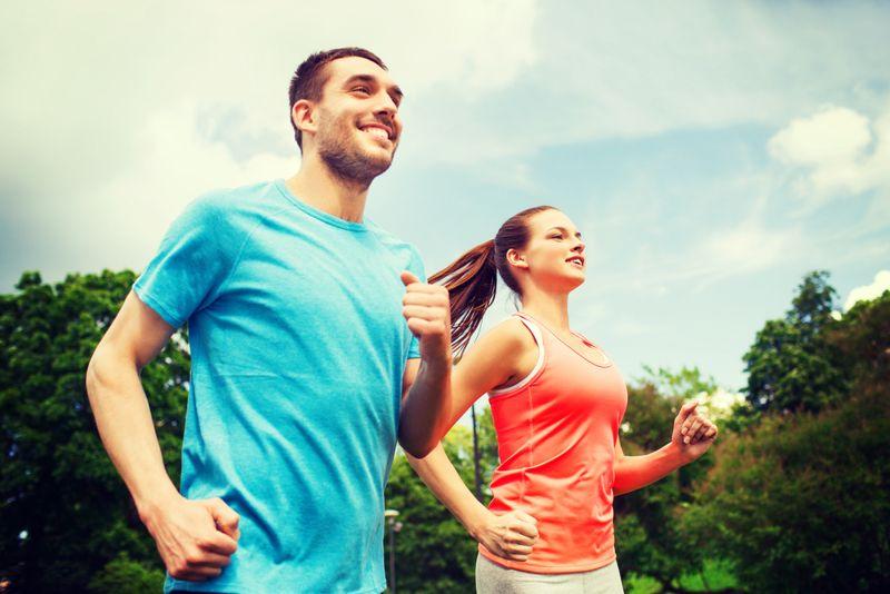 exercise positive thinking