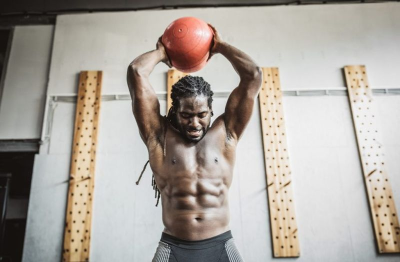 cardio medicine ball exercises