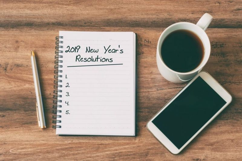 success rates New Year's resolutions