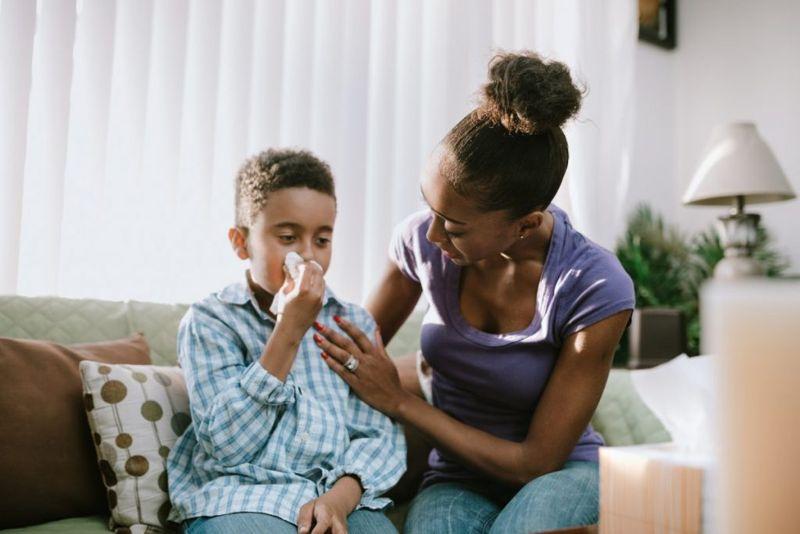 symptoms of Munchausen syndrome