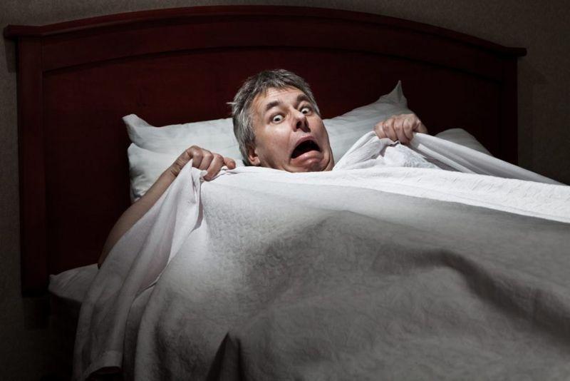 night terror in adults