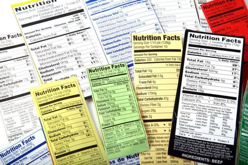 Cricket flour nutritional information