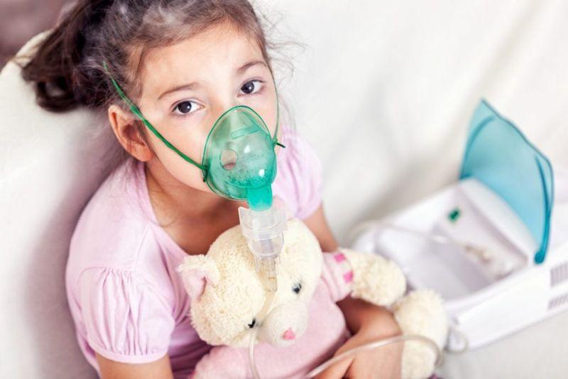 antibacterial halotherapy