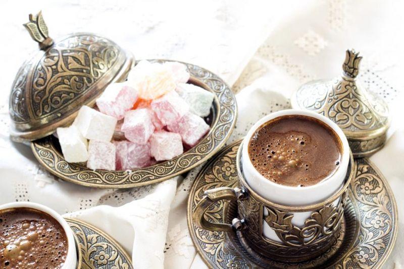 turkish coffee ingredients