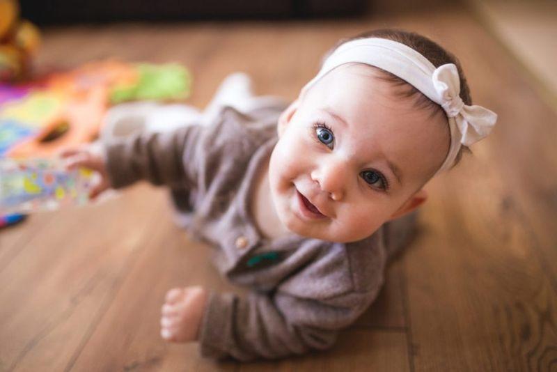 in babies blount's disease