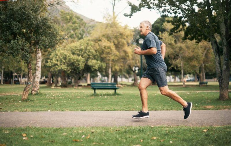 jogging Speed walking
