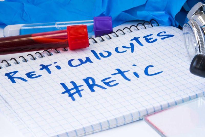 Reticulocytes count