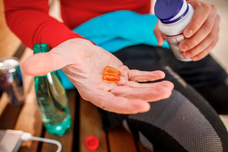 muscle relaxants for RLS
