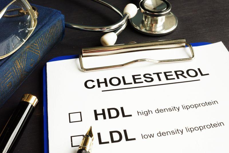 cholesterol sunchokes
