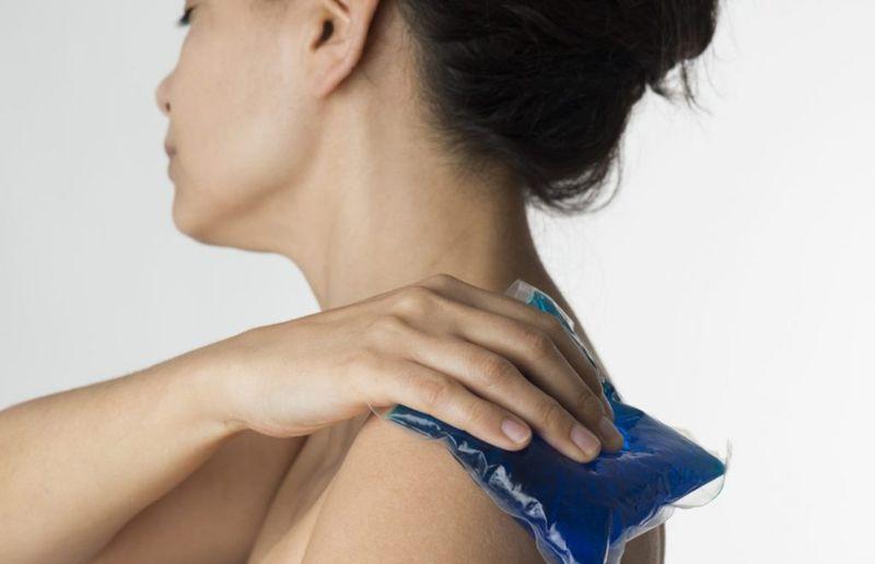 frozen shoulder ligaments