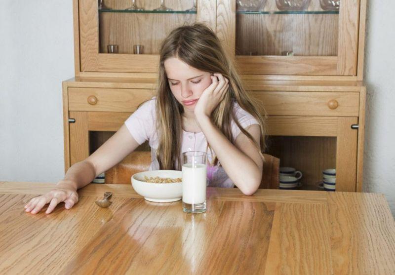 teenagers taste aversion