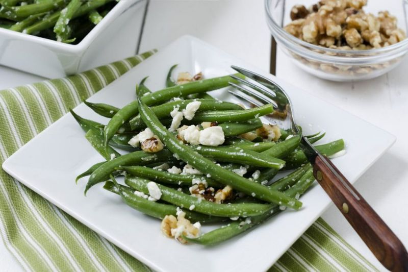 GI French green beans