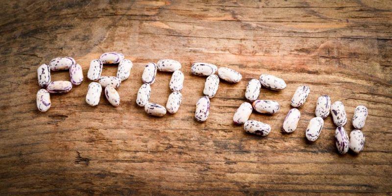 healthy borlotti beans