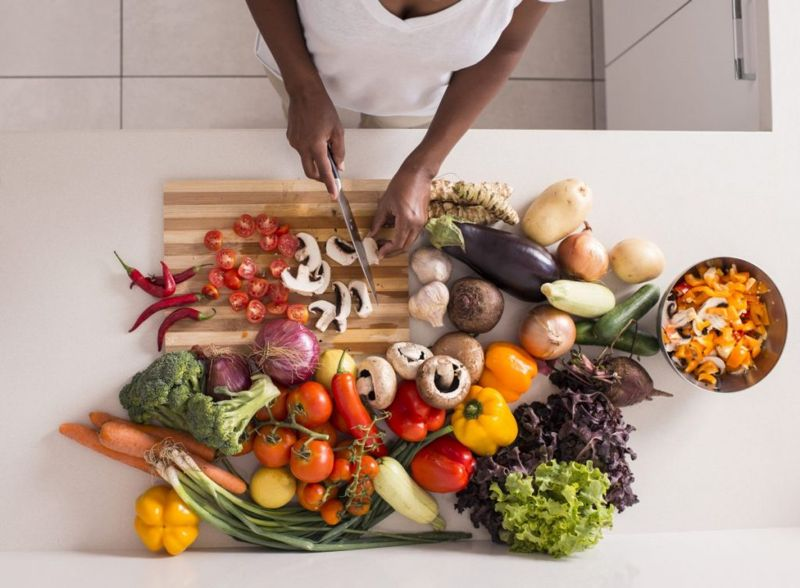 antioxidants pescatarian diet