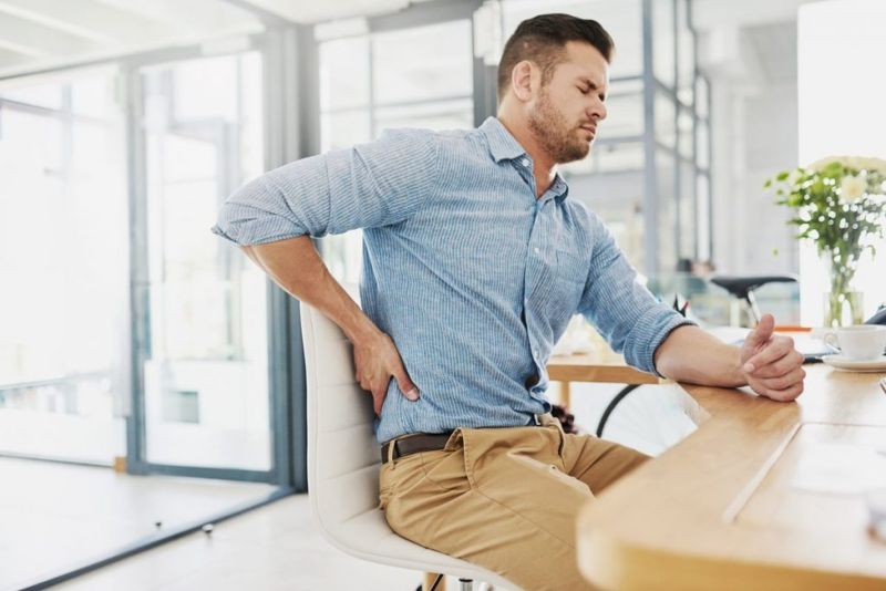 back injury muscles causes